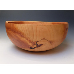 Large Bowl from cedar wood,...